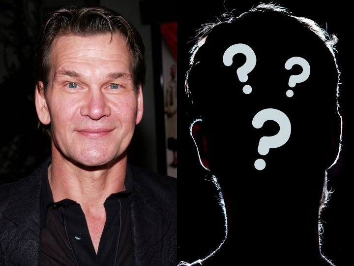 patrick swayze and mystery son