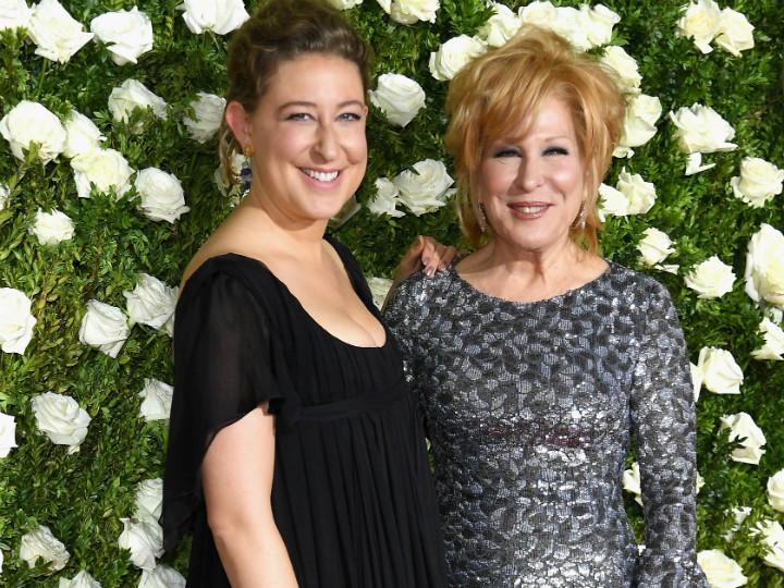 sophie von haselberg and bette midler